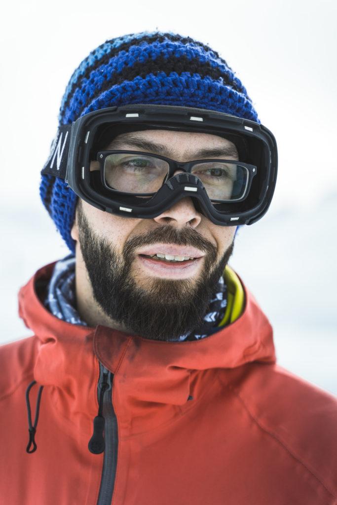 Delayon Eyewear OTG Skibrille Goggle für Brillenträger