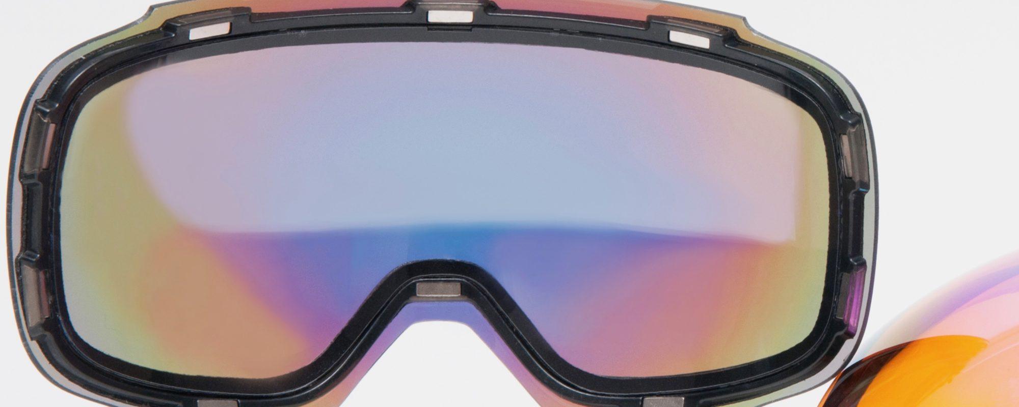 Delayon Eyewear Explorer Dual Lens Construction