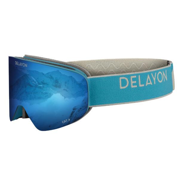 DELAYON Eyewear CORE 2.0 Navy Gray Space Blue