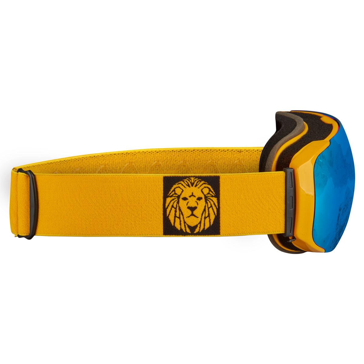 DELAYON Eyewear Explorer Goggle Hornet Yellow