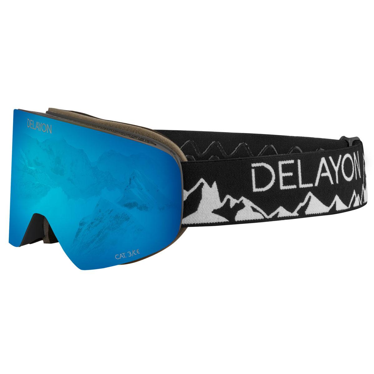 DELAYON Eyewear Tao Kreibich Signature Goggle GoBiq Design
