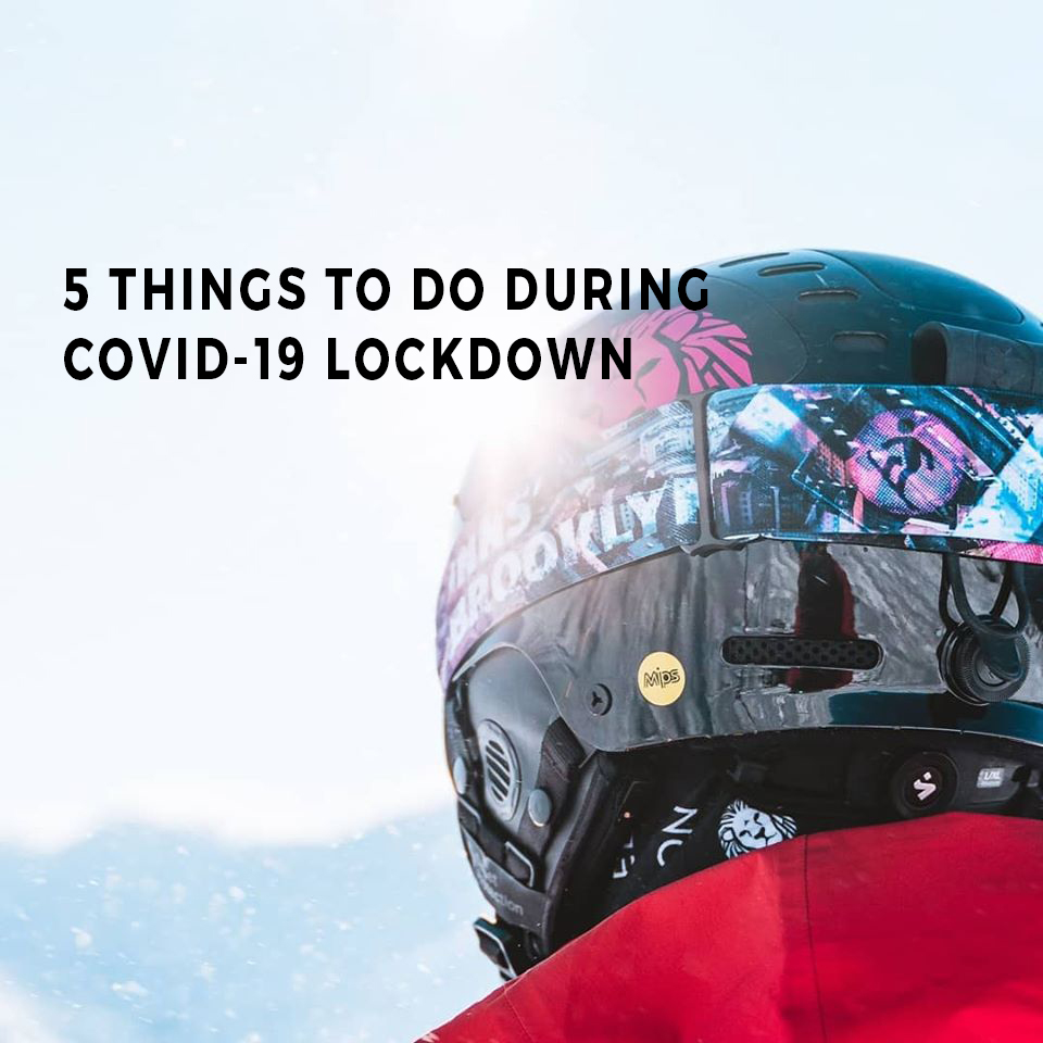 Titelbild - COVID LOCKDOWN