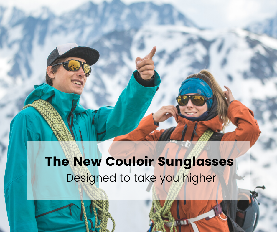 new couloir sunglasses